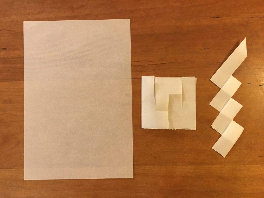 紙垂(かみしで/しで)